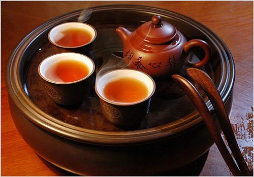 """""""功夫茶""""的茶具,需要成套"""